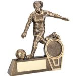 Football Female Trophy RF99